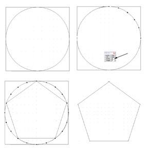 Polygon in a Circle EQ