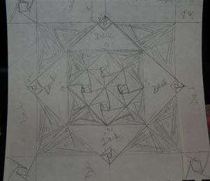Sandra Amish Square
