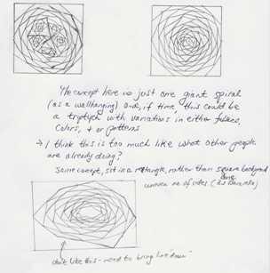 marian large spiral