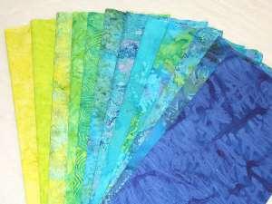 Rhonda's fabrics