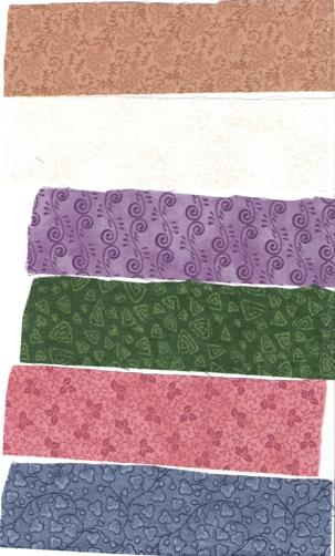 Mary Prairie fabrics