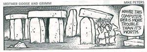 Stonehengecomic