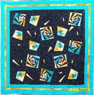 Muriel Splish SplashSpirals