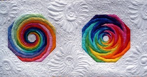 Micki rainbow frontdetail