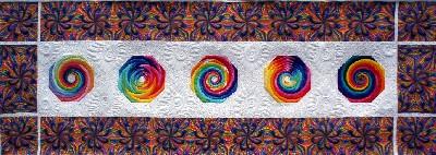 Micki Rainbowquilted