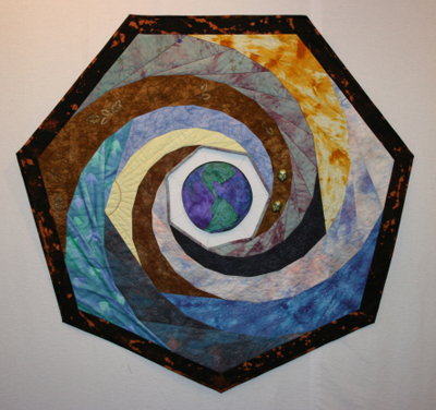 Spiral Quilts From Sasq Spiromaniacs